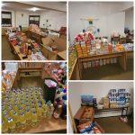 Akcije volontera Caritasa naše župe